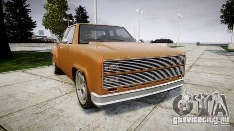 Vapid Bobcat Badass extended для GTA 4
