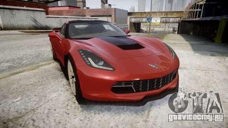 Chevrolet Corvette Z06 2015 TirePi2 для GTA 4