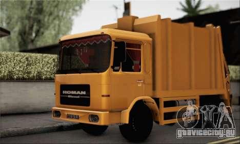 Roman Garbage для GTA San Andreas