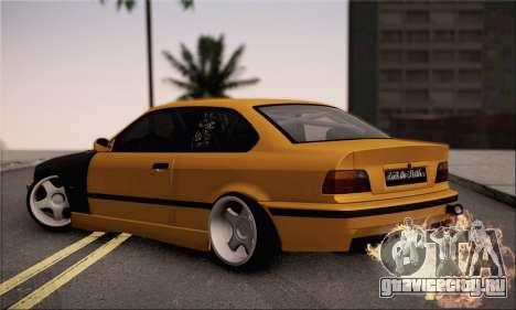 BMW M3 E36 Drift для GTA San Andreas вид слева