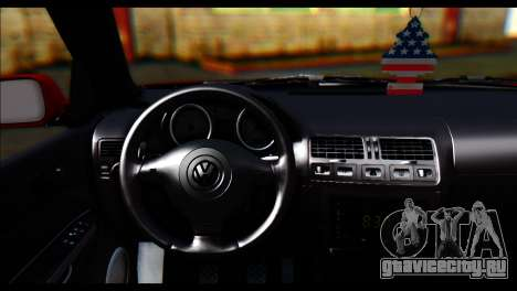 Volkswagen BorAir для GTA San Andreas вид справа