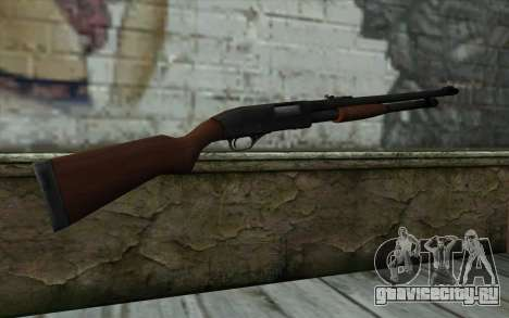 Shotgun from State of Decay для GTA San Andreas второй скриншот