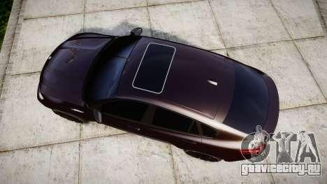 BMW X6M rims2 для GTA 4 вид справа