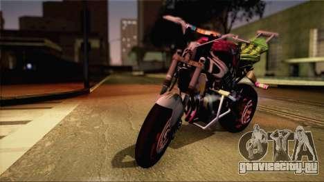 Kawasaki Ninja Zx6R v3 для GTA San Andreas