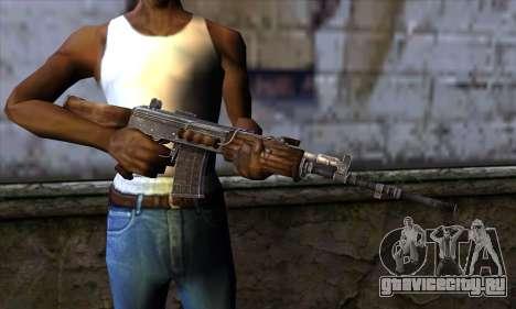 IOFB INSAS from Sniper Ghost Warrior 2 для GTA San Andreas третий скриншот