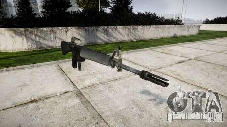 Винтовка M16A1 для GTA 4