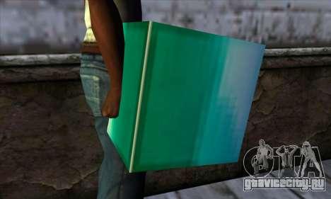 Блок (Minecraft) v10 для GTA San Andreas третий скриншот