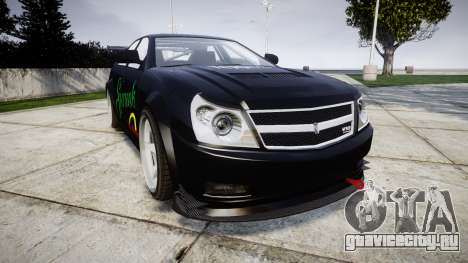 Albany Presidente Racer [retexture] Sprunk для GTA 4