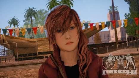 Modern Woman Skin 10 v2 для GTA San Andreas третий скриншот