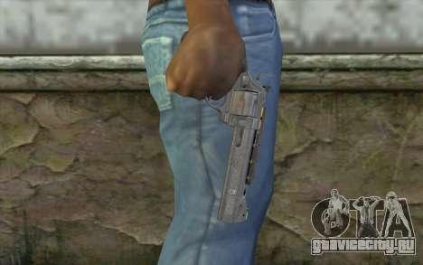 Magnum from COD: Ghosts для GTA San Andreas третий скриншот
