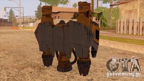 New Jetpack v1 для GTA San Andreas второй скриншот