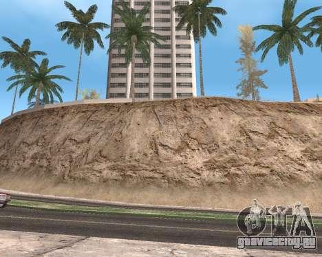 Текстуры Los Santos из GTA 5 для GTA San Andreas девятый скриншот