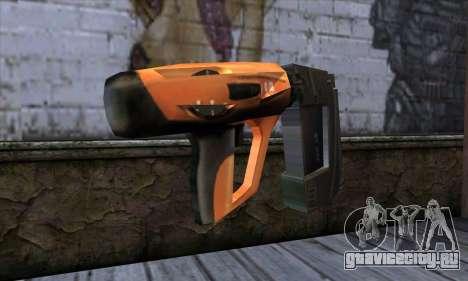 Nailgun from Manhunt для GTA San Andreas второй скриншот