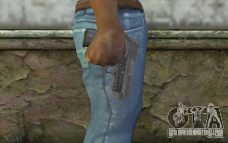 P226 from COD: Ghosts для GTA San Andreas третий скриншот