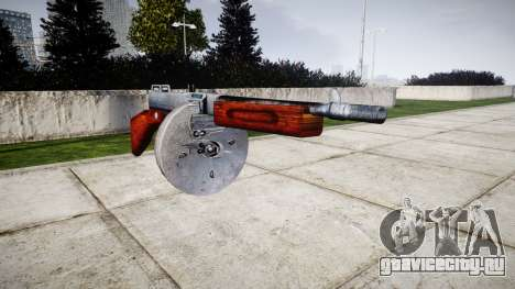 Пистолет-пулемёт Thompson M1A1 drum icon1 для GTA 4