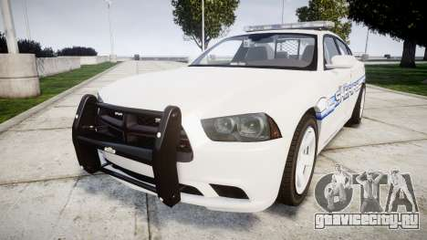Dodge Charger RT [ELS] Liberty County Sheriff для GTA 4