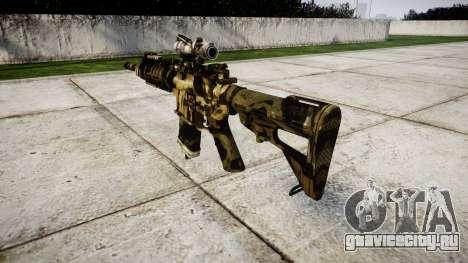 Автомат P416 ACOG PJ2 target для GTA 4 второй скриншот