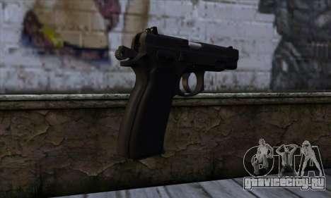 CZ75 v2 для GTA San Andreas второй скриншот