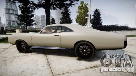 Imponte Dukes Supercharger для GTA 4 вид слева