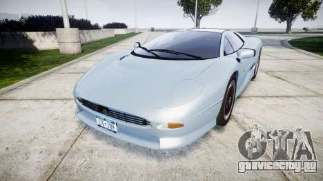 Jaguar XJ220 1992 [EPM] для GTA 4