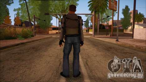 VIP from Counter Strike Condition Zero для GTA San Andreas второй скриншот