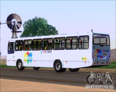 Marcopolo Torino G7 2007 VEGA Manaus 1011049 для GTA San Andreas вид справа