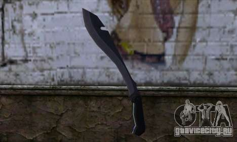 Machete from Far Cry для GTA San Andreas