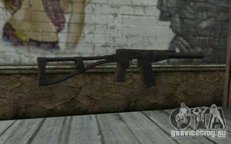 АС ВАЛ (Battlefield 3) для GTA San Andreas второй скриншот