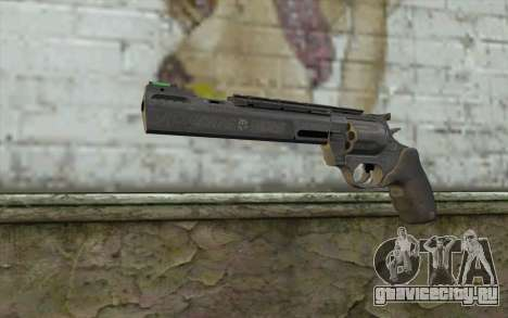 Magnum from COD: Ghosts для GTA San Andreas