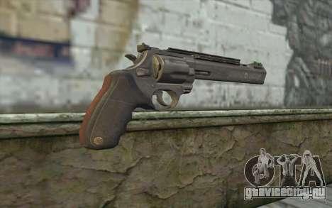 Magnum from COD: Ghosts для GTA San Andreas второй скриншот