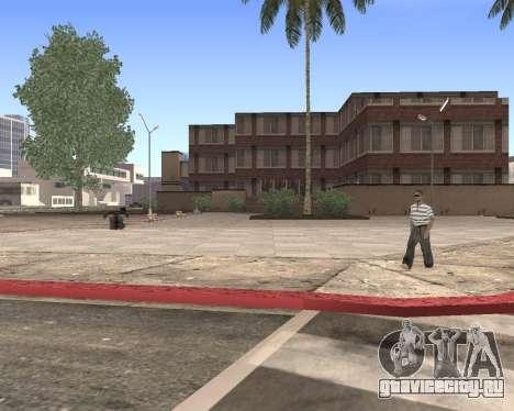Текстуры Los Santos из GTA 5 для GTA San Andreas двенадцатый скриншот