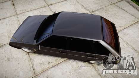 ВАЗ-2109 Девятка для GTA 4 вид справа