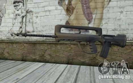 Famas HD для GTA San Andreas