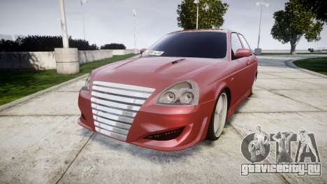 ВАЗ-2172 Dag style для GTA 4