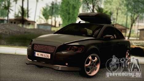 Volvo C30 Stanced для GTA San Andreas