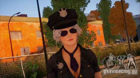 Modern Woman Skin 10 для GTA San Andreas