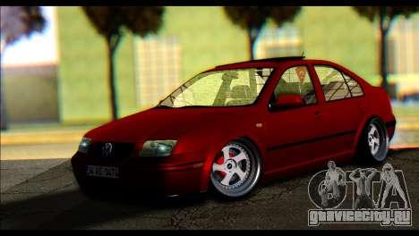 Volkswagen BorAir для GTA San Andreas