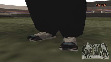 Tracer Skin New Era для GTA San Andreas четвёртый скриншот