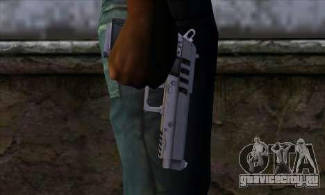 Pistol from GTA 5 для GTA San Andreas третий скриншот