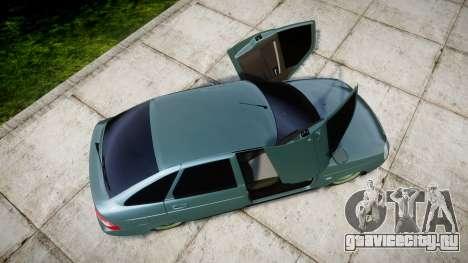 ВАЗ-2172 рестайлинг для GTA 4