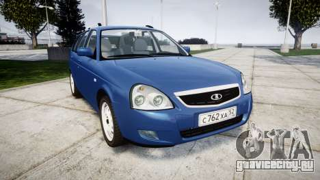 ВАЗ-2171 LADA Priora rims2 для GTA 4