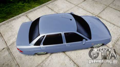 ВАЗ-2170 Lada Priora Quality v2.0 для GTA 4 вид справа