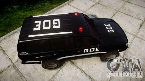 Toyota Land Cruiser 100 GOE [ELS] для GTA 4 вид справа