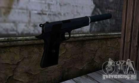 New Silenced Colt45 для GTA San Andreas второй скриншот