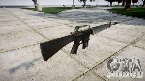 Винтовка M16A1 для GTA 4 второй скриншот