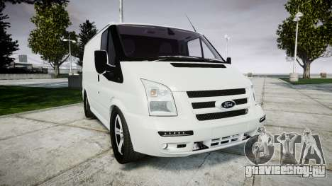 Ford Transit 2011 SuperSportVan для GTA 4