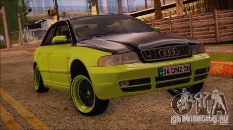 Audi S4 Fatlace для GTA San Andreas