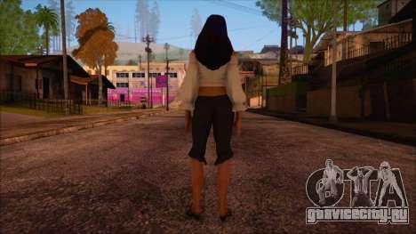 Zantana для GTA San Andreas второй скриншот