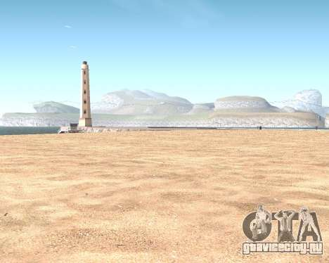 Текстуры Los Santos из GTA 5 для GTA San Andreas десятый скриншот