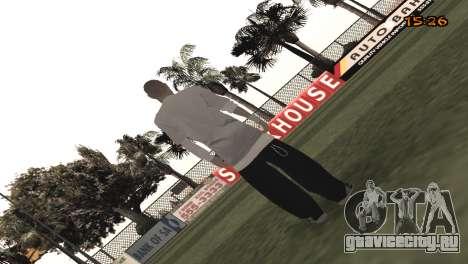 Tracer Skin New Era для GTA San Andreas второй скриншот